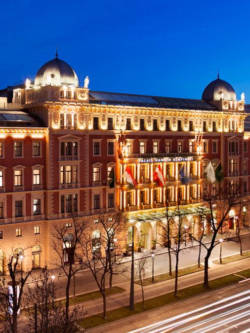Kempinski Palais Hansen