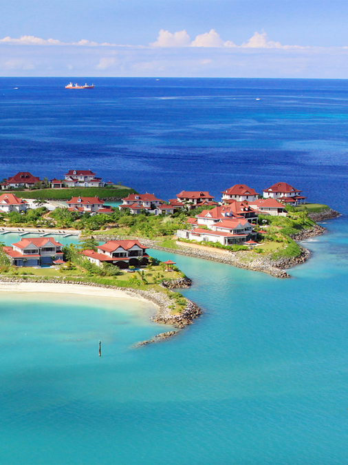 Eden Island Villas