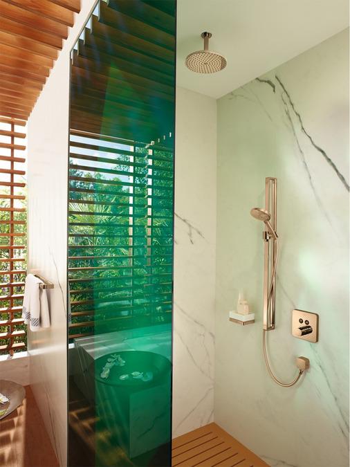 Axor Citterio E hotel bathroom