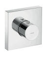 Thermostatic module 120/120 for concealed installation square