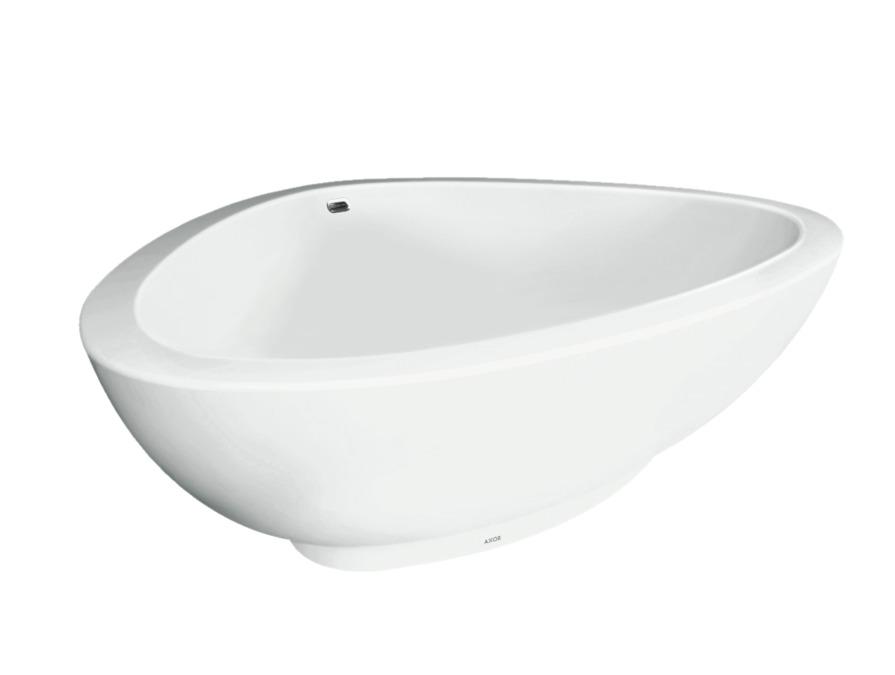 AXOR Bathtubs: AXOR Massaud, Bath tub 1,900 mm, 18950000