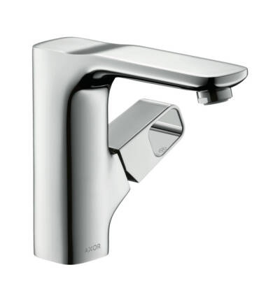 Single lever basin mixer 130 with waste set