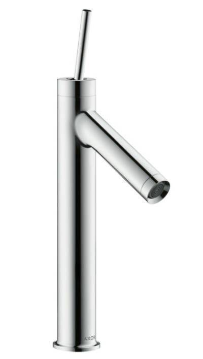 Mezclador monomando de lavabo 170 con vaciador