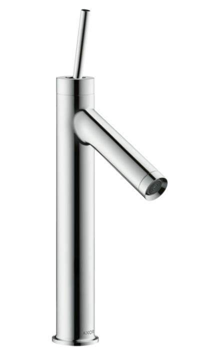 Single lever basin mixer 170 without pull-rod