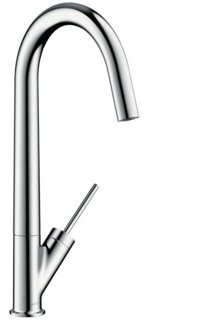 Single lever kitchen mixer 300 with swivel spout