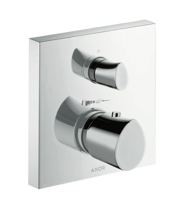 axor starck organic shower mixers 1 outlet chrome 12715000. Black Bedroom Furniture Sets. Home Design Ideas
