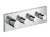 Thermostatic module 360/120 for concealed installation