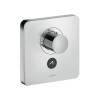 ShowerSelect Thermostat Highflow Softcube für 1 Verbraucher und einen zusätzlichen Abgang Unterputz