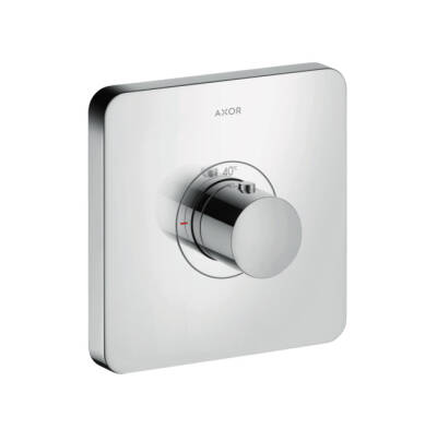 ShowerSelect thermostatic mixer highflow Softcube for concealed installation