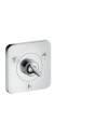 Shut-off/ diverter valve Trio/ Quattro 120/120 for concealed installation