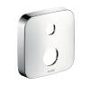 Extension escutcheon two hole