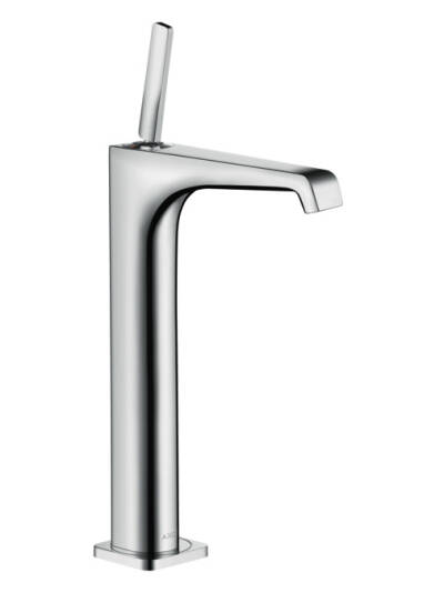 Single lever basin mixer 250 without pull-rod for wash bowls
