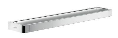 Rail bath towel holder 600 mm