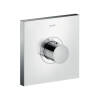 Thermostat HighFlow for concealed installation square