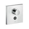 ShowerSelect Thermostat Highflow Square für 1 Verbraucher und einen zusätzlichen Abgang Unterputz