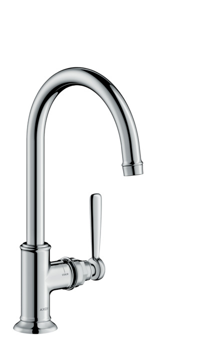 AXOR Montreux Washbasin faucets: chrome, 16518001