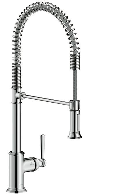 Axor Kitchen Faucets Axor Montreux Axor Montreux 2 Spray Semi Pro