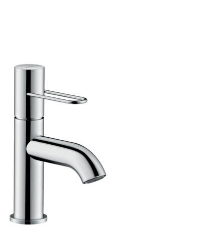 Single lever basin mixer 70 loop handle without pull-rod