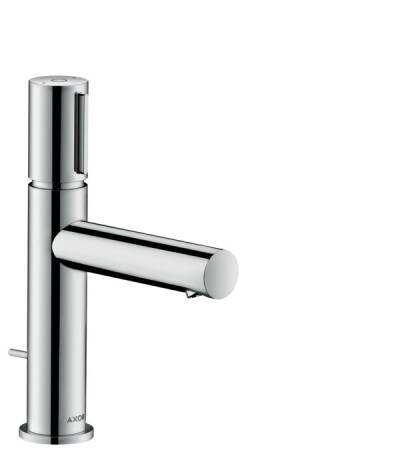 Select basin mixer 110 with pop-up waste set