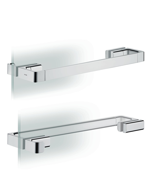 Shower door handle 444 mm  sc 1 st  To Hansgrohe PRO & AXOR Accessories: AXOR Universal Accessories Shower door handle 444 ...