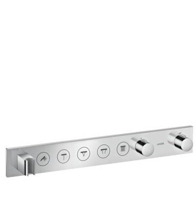Módulo de termostato Select 670/90 mm empotrado para 5 funciones