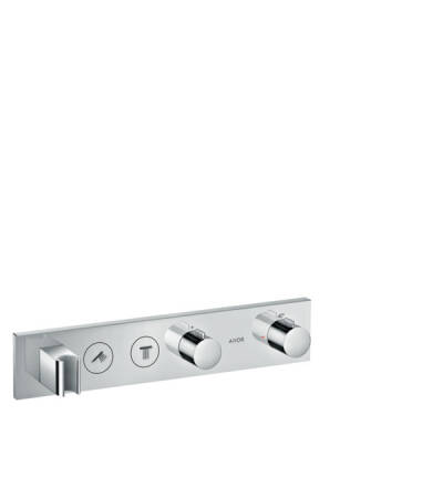 Thermostatic module Select 460/90 for concealed installation for 2 functions