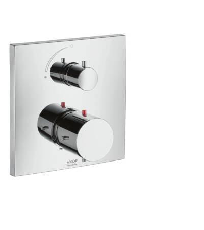 Thermostat Unterputz mit Abstellventil