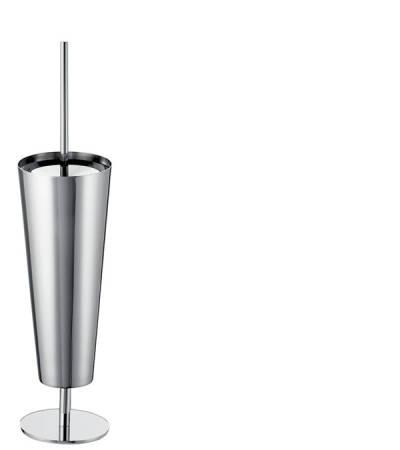 Toilet brush holder floor-standing
