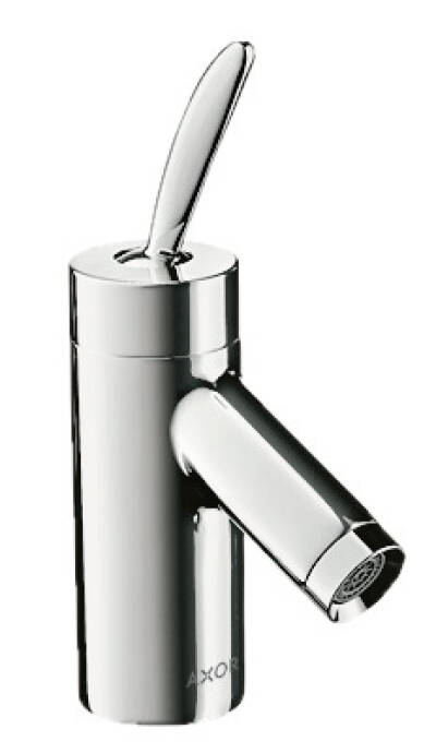 Single lever basin mixer 60 for hand washbasins with pop-up waste set