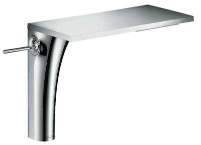 Single lever basin mixer 220 for washbowls with waste set