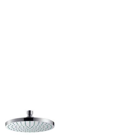 Plate overhead shower 180 1jet