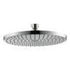 Plate overhead shower 240 1jet