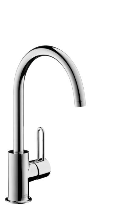 Komplett Neu AXOR Uno² Washbasin mixers: single lever, chrome, 38030000 HQ21