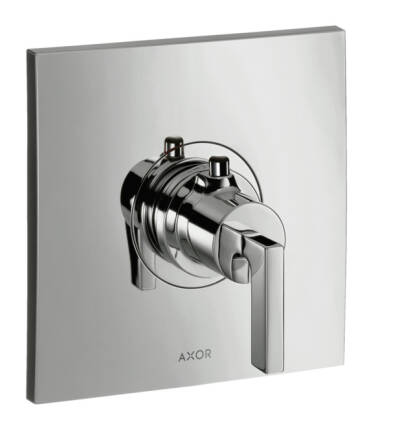Thermostat HighFlow for concealed installation with lever handle