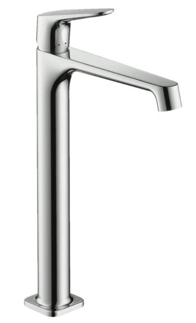 AXOR Citterio M Single-Hole Faucet, Tall, 1.2 GPM
