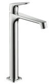 Single lever basin mixer 250 for washbowls with pop-up waste set