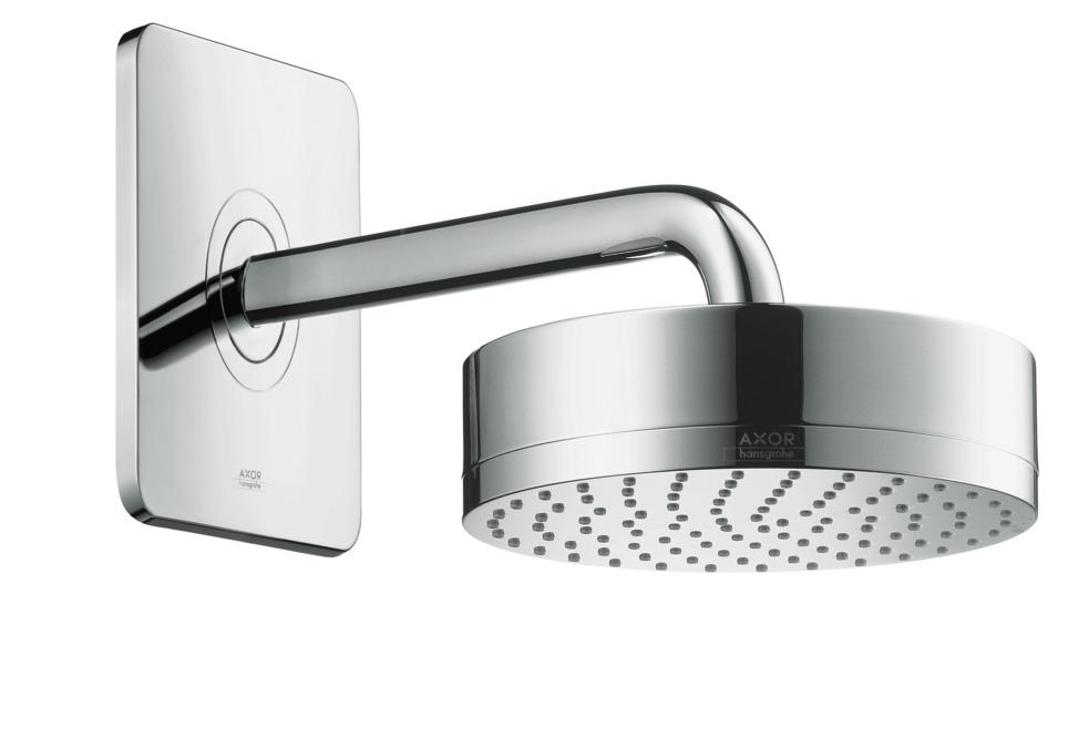 AXOR Overhead showers: AXOR Citterio, 1 spray mode, 28489000