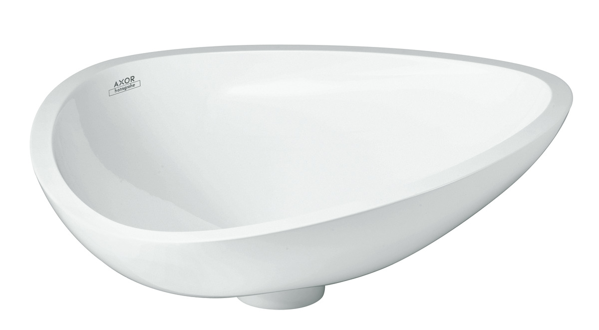 AXOR Washbasins: AXOR Massaud, Wash bowl 600 mm, 42305000