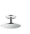 Overhead shower 300 1jet with ceiling connection