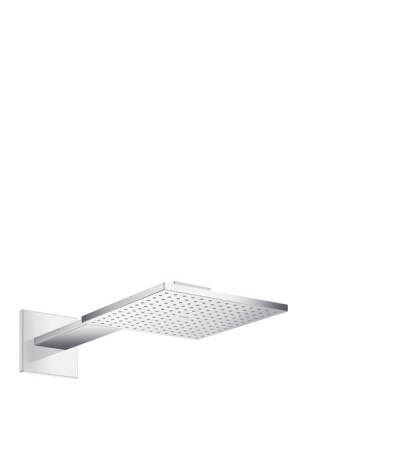 Overhead shower 250/250 1jet with shower arm