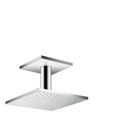 Overhead shower 250/250 2jet with ceiling connection
