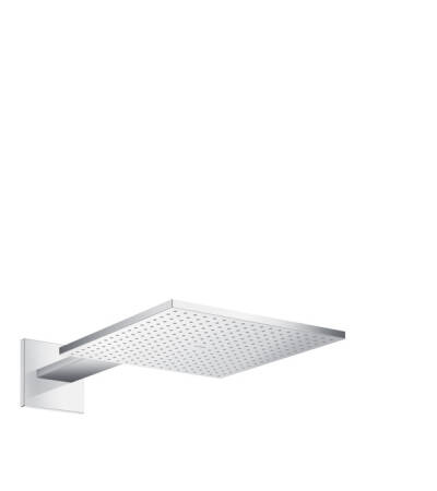 Overhead shower 300/300 1jet with shower arm