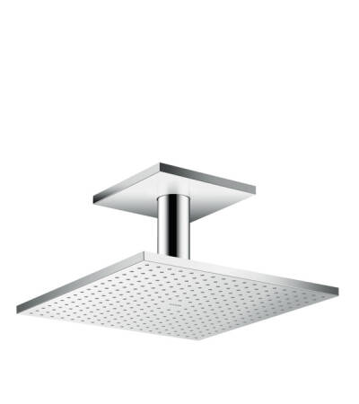 Overhead shower 300/300 1jet with ceiling connection