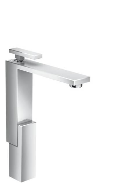 Mezclador monomando de lavabo 280 con push-open