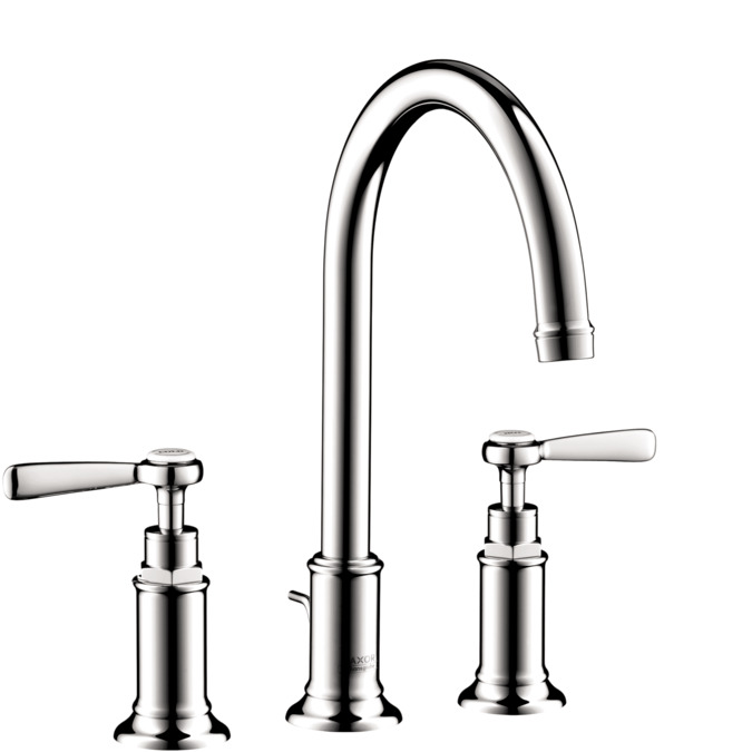 AXOR Montreux Washbasin faucets: chrome, 16514001