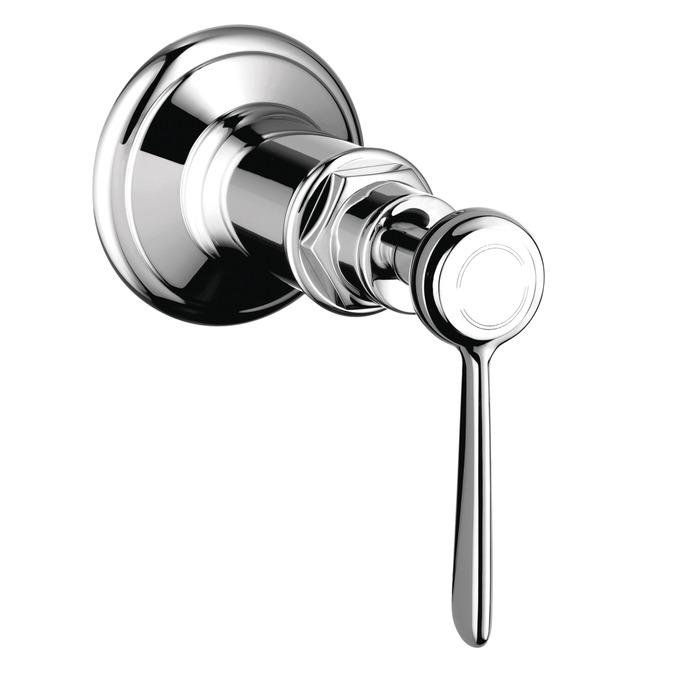 AXOR Shut-off valves: AXOR Montreux, AXOR Montreux Volume Control ...
