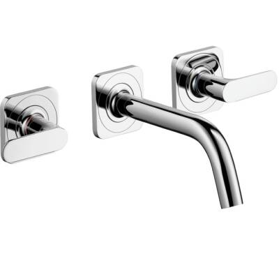 Axor Citterio M Wall-Mounted Widespread Faucet