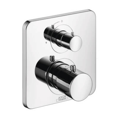 Axor Citterio M Thermostatic Trim with Volume Control