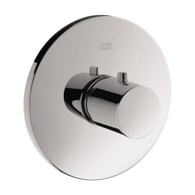 Thermostat HighFlow for concealed installation round