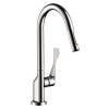 Single lever kitchen mixer 250 with pull-out spray 1.75 GPM